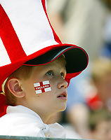 Photo: Chris Ratcliffe.<br /> England v Paraguay. Group B, FIFA World Cup 2006. 10/06/2006.<br /> England fans.