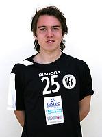 Fotball <br /> La Manga - Spania <br /> 19.03.08<br /> Notodden FK - Portrett / portretter<br /> <br /> Foto: Dagfinn Limoseth, Digitalsport<br /> <br /> Niklas Wilkinson