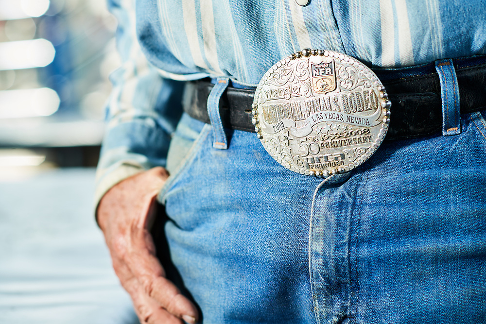 Steamboat Springs Colorado Rodeo Cowboy