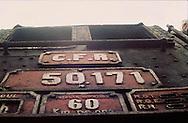 "Steam Locomotive, Rusty plates<br /> <br /> Digital Print up to 24x36"""