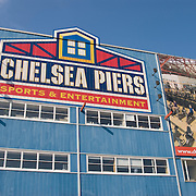 Chelsea Piers Sports & Entertainment Center in Downtown Manhattan