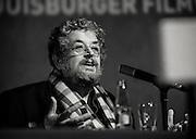 Peter Kern @ Duisburger Filmwoche 2016