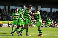 Forest Green Rovers v Southport 290816