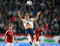 Fotball<br /> UEFA European Championship Play off<br /> Ungarn v Norge / Hungary v Norway<br /> 15.11.2015<br /> Foto: Anders Hoven/Digitalsport<br /> <br /> Per Ciljan Skjelbred