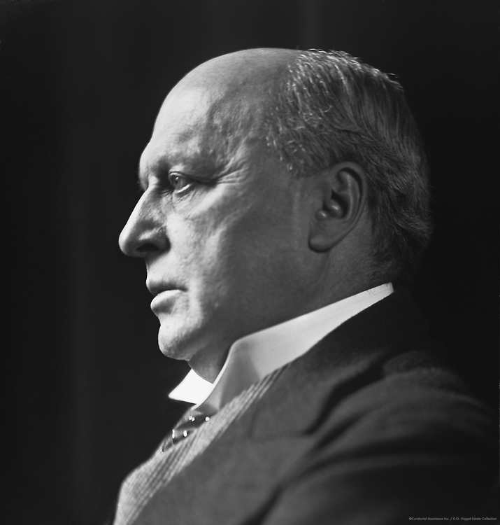 Henry James, English Author, 1912