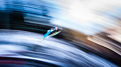 17.12.2016, Nordische Arena, Ramsau, AUT, FIS Weltcup Nordische Kombination, Skisprung, im Bild Manuel Faisst (GER) // Manuel Faisst of Germany during Skijumping Competition of FIS Nordic Combined World Cup, at the Nordic Arena in Ramsau, Austria on 2016/12/17. EXPA Pictures © 2016, PhotoCredit: EXPA/ JFK
