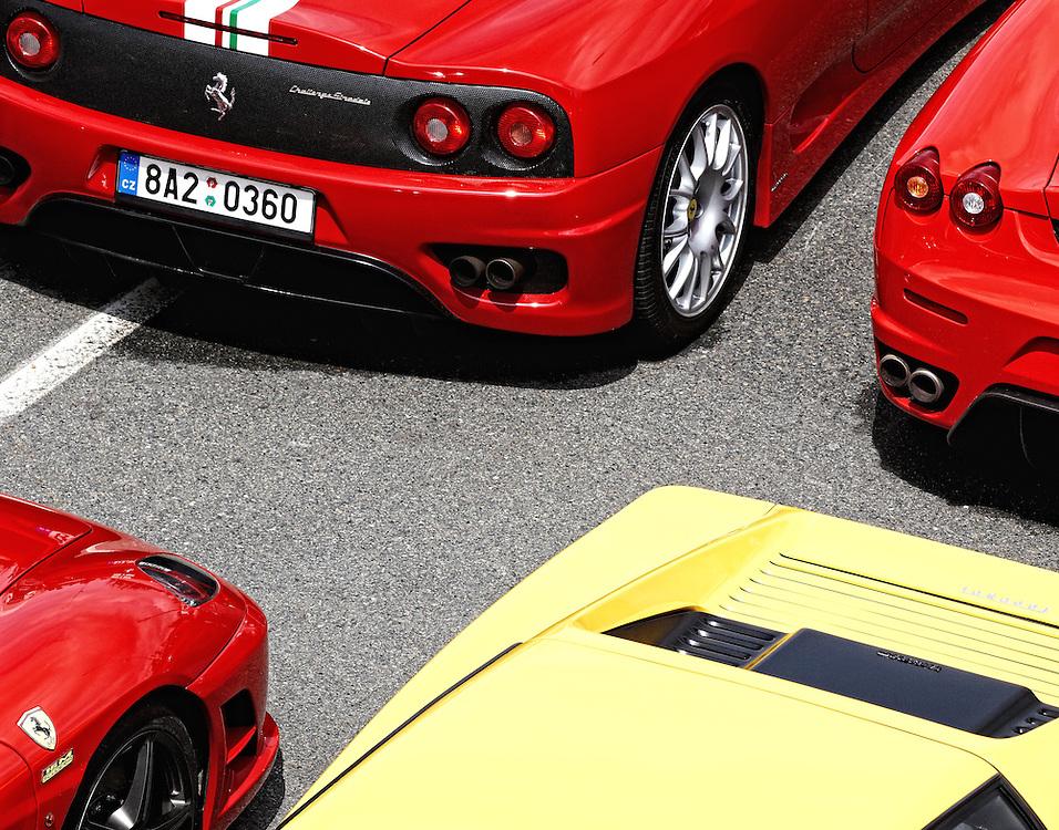 Race days - Ferrari