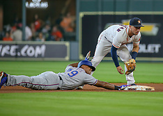 Texas Rangers v Houston Astros - 28 July 2018