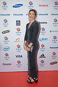 British swimmer Elizabeth Simmonds during Team GB's annual ball at Old Billingsgate on the 21st November 2019 in London in the United Kingdom.