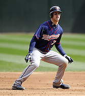 CHICAGO - APRIL 20:  Joe Mauer #7 of the MInnesota Twins runs the bases against the Chicago White Sox on April 20, 2013 at U.S. Cellular Field in Chicago, Illinois.  The Twins defeated the White Sox 2-1 .  (Photo by Ron Vesely)   Subject:  Joe Mauer