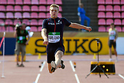 Steven Fauvel-Clinch (FRA) competes in Decathlon during the IAAF World U20 Championships 2018 at Tampere in Finland, Day 1, on July 10, 2018 - Photo Julien Crosnier / KMSP / ProSportsImages / DPPI