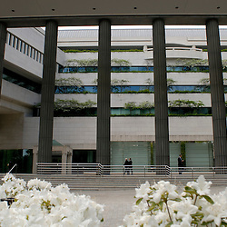 WASHINGTON, DC -- The Canadian Embassy in Washington, DC...Photo by Susana Raab..
