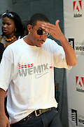 """Chris """"Ludacris"""" Bridges at the 11th Annual Webby Awards  held at Cipriani's Downtown on June 10, 2008"""