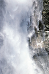 Spray From Yosemite Falls