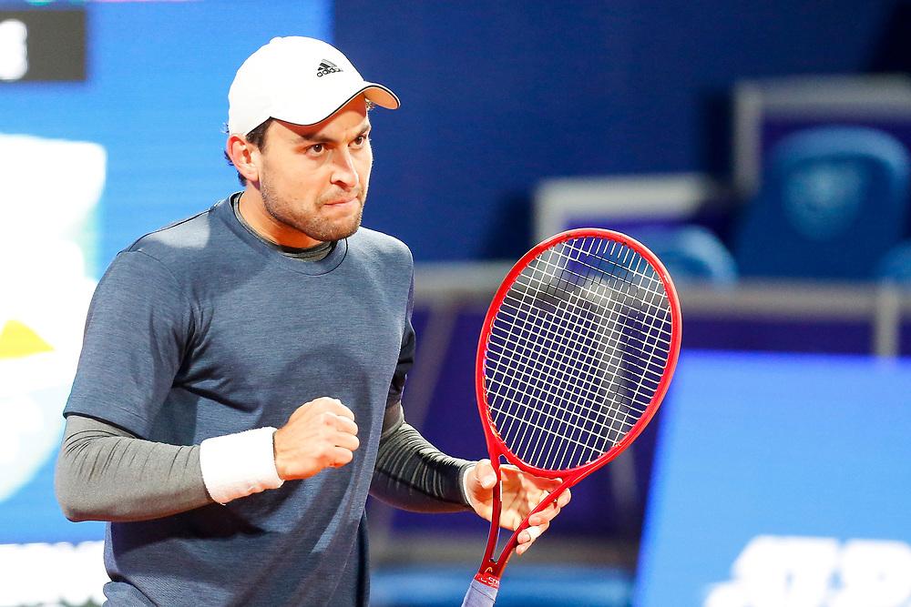 Tennis-ATP Serbia Open Belgrade 2021-<br /> Aslan Karatsev (RUS) v Gianluca Mageer (ITA)<br /> Beograd, 23.04.2021.foto: Marko Djokovic/Starsportphoto ©
