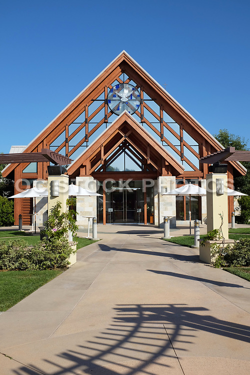 Mariners Church Chapel Front Entrance