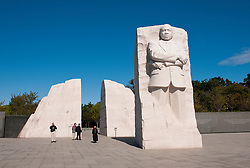 Martin Luther King Jr Memorial, Washington, DC, dc124545