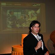 NLD/Amsterdam/20110520 - Lancering website tv programma Ja Zuster, Nee Zuster, jan Muller, directeur Beeld en Geluid