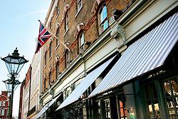 UK ENGLAND LONDON 16MAR07 - The Charlotte Street Hotel on  Charlotte Street, a wealthy neighbourhood in central London. . . jre/Photo by Jiri Rezac. . © Jiri Rezac 2007. . Contact: +44 (0) 7050 110 417. Mobile:  +44 (0) 7801 337 683. Office:  +44 (0) 20 8968 9635. . Email:   jiri@jirirezac.com. Web:    www.jirirezac.com. . © All images Jiri Rezac 2007 - All rights reserved.