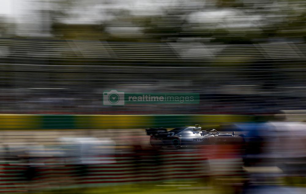 March 16, 2019 - Melbourne, Australia - Motorsports: FIA Formula One World Championship 2019, Grand Prix of Australia, ..#77 Valtteri Bottas (FIN, Mercedes AMG Petronas Motorsport) (Credit Image: © Hoch Zwei via ZUMA Wire)