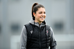 Carla Humphrey of Bristol City  - Mandatory by-line: Ryan Hiscott/JMP - 24/11/2019 - FOOTBALL - Stoke Gifford Stadium - Bristol, England - Bristol City Women v Manchester City Women - Barclays FA Women's Super League