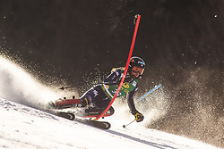 Marta Rossetti (ITA) during the Ladies' Slalom at 56th Golden Fox event at Audi FIS Ski World Cup 2019/20, on February 16, 2020 in Podkoren, Kranjska Gora, Slovenia. Photo by Matic Ritonja / Sportida