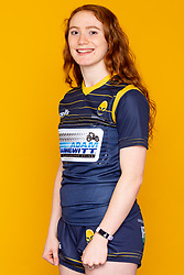 Zoe Heeley of Worcester Warriors Women - Mandatory by-line: Robbie Stephenson/JMP - 27/10/2020 - RUGBY - Sixways Stadium - Worcester, England - Worcester Warriors Women Headshots