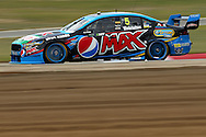 PERTH, AUSTRALIA - MAY 02:  Mark Winterbottom drives the #5 Pepsi Max Crew Ford Falcon FG in race 8 during the V8 Supercars - Perth Supersprint at Barbagallo Raceway on May 2, 2015 in Perth, Australia.  (Photo by Paul Kane/Getty Images)