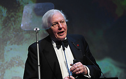 November 14, 2016 - London, United Kingdom - Image licensed to i-Images Picture Agency. 13/11/2016. London, United Kingdom. Sir David Attenborough at the London Evening Standard Theatre Awards in London. Picture by ROPTA / i-Images  UK OUT (Credit Image: © Rota/i-Images via ZUMA Wire)