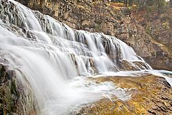 Granite Creek Falls, Bondurant Wyoming
