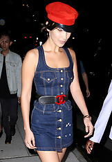 Celebrities arriving at Mert and Marcus party - 8 Sep 2017