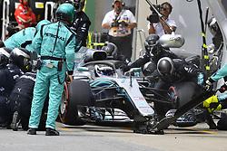 June 10, 2018 - Montreal, Canada - Motorsports: FIA Formula One World Championship 2018, Grand Prix of Canada#77 Valtteri Bottas (FIN, Mercedes AMG Petronas) (Credit Image: © Hoch Zwei via ZUMA Wire)