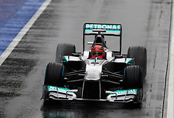 Motorsports: FIA Formula One World Championship 2012, Grand Prix of Great Britain, .#7 Michael Schumacher (GER, Mercedes AMG Petronas F1 Team),    *** Local Caption *** +++ www.hoch-zwei.net +++ copyright: HOCH ZWEI +++