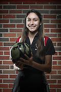 Marist High School 2015-16 Girls Bowling Sports Photography. Chicago, IL. Chris W. Pestel Chicago Sports Photographer.