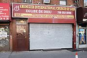 Ebenezer International Church of God / Eglise de Dieu, 1732 Flatbush Avenue, Brooklyn.
