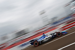 March 10, 2018 - St. Petersburg, Florida, United States of America - March 10, 2018 - St. Petersburg, Florida, USA: Takuma Sato (30) attempts to qualify for the Firestone Grand Prix of St. Petersburg at Streets of St. Petersburg in St. Petersburg, Florida. (Credit Image: © Justin R. Noe Asp Inc/ASP via ZUMA Wire)