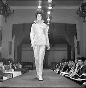 13/11/1967<br /> 11/13/1967<br /> 13 November 1967<br /> Irish Leather Federation, Leather Fashions at the Gresham Hotel, Dublin.