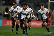 Francis Fainifo during the Western Force v ACT Brumbies Super 14 rugby union round 14 match played at Subiaco Oval, Perth Western Australia on Friday 16th May 2007. Force 29 defeated the Brumbies 22. Photo: Clay Cross/PHOTOSPORT