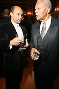 l to r: Jeff Burns and Judge Benard Jackson at The Fifth Annual Grace in Winter Gala honoring Susan Taylor, Kephra Burns, Noel Hankin and Moet Hennessey USA and benfiting The Evidence Dance Company held at The Plaza Hotel on February 3, 2009 in New York City.