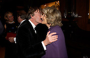 Sir Tatton Sykes and Lady Angela Oswald, The 2004 Cartier Racing awards, Four Seasons Hotel. London. 17 November 2004. ONE TIME USE ONLY - DO NOT ARCHIVE  © Copyright Photograph by Dafydd Jones 66 Stockwell Park Rd. London SW9 0DA Tel 020 7733 0108 www.dafjones.com