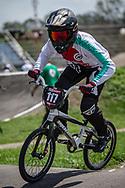 2018 UCI BMX Supercross<br /> Round 7 Santiago Del Estero (Argentina)<br /> Elite Women<br /> Practice<br /> #117 (DONZALLAZ Eloise) SUI
