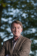 British parliamentarian and former European Commissioner, Lord Peter Mandelson, pictured at the Edinburgh International Book Festival where he talked about his memoir entitled 'The Third Man: Life at the Heart of New Labour.' The three-week event is the world's biggest literary festival and is held during the annual Edinburgh Festival. The 2010 event featured talks and presentations by more than 500 authors from around the world.