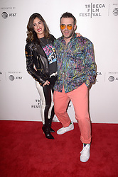 Kirill Bichutsky and guest attending the premiere of the movie American Meme during the 2018 Tribeca Film Festival at Spring Studios in New York City, NY, USA on April 27, 2018. Photo by Julien Reynaud/APS-Medias/ABACAPRESS.COM