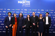 Brussels , 01/02/2020 : Les Magritte du Cinema . The Academie Andre Delvaux and the RTBF, producer and TV channel , present the 10th Ceremony of the Magritte Awards at the Square in Brussels .<br /> Pix: Jean-Yves Roubin; Samir Youssef; Roda Fawaz<br /> Credit : Alexis Haulot - Dana Le Lardic - Didier Bauwerarts - Frédéric Sierakowski - Olivier Polet / Isopix