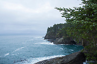 Cape Flattery, Washington. It is the northwesternmost point of the contiguous United States.