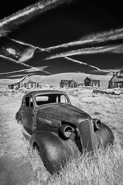 '37 Chevy, Bodie, CA