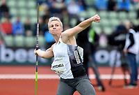 Friidrett , 13. juni 2019 , Bislett Games , Diamond League ,<br /> <br /> Kathryn Mitchell , AUS javelin Throw
