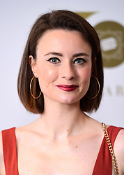 Jennifer Kirby attending the TRIC Awards 2019 50th Birthday Celebration held at the Grosvenor House Hotel, London.