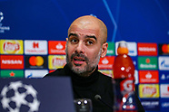 Manchester City Champions League Press Conference 190219