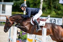Moerings Bas, NED, Iphstar<br /> KWPN Paardendagen - Ermelo 2019<br /> © Hippo Foto - Dirk Caremans<br /> Moerings Bas, NED, Iphstar